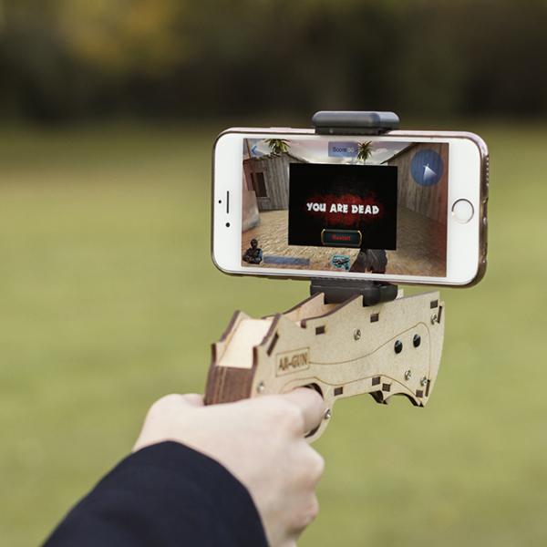 Gadget Shooting Realitate Augmentata 0