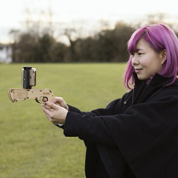 Gadget Shooting Realitate Augmentata 1