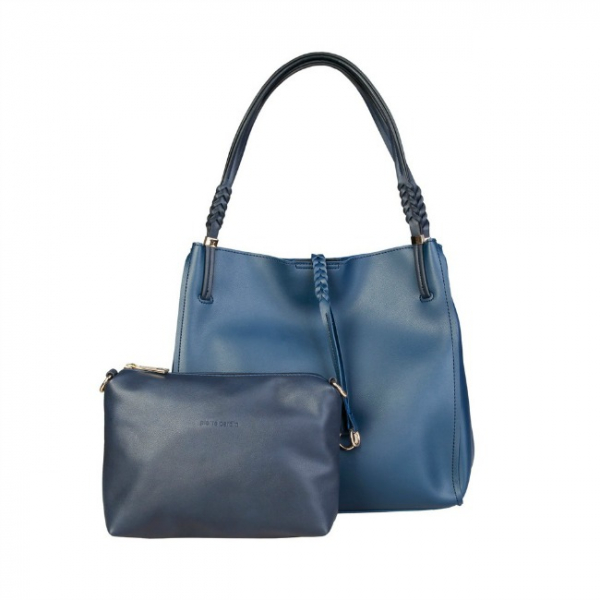 Geanta Pierre Cardin Blue R  3