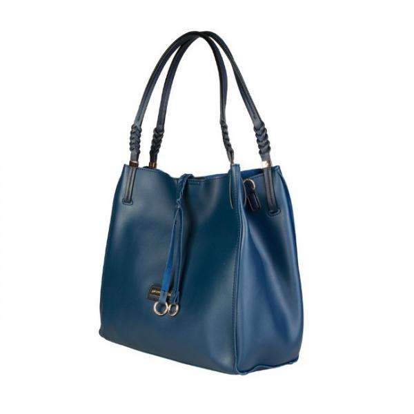 Geanta Pierre Cardin Blue R  2