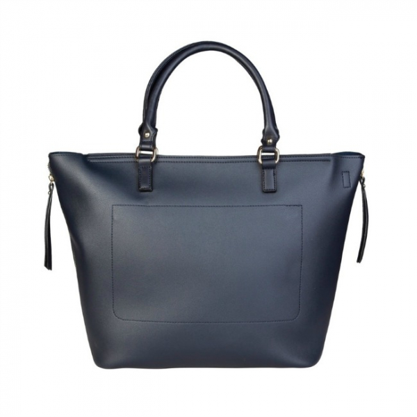 Geanta Pierre Cardin Shopper Blue 2