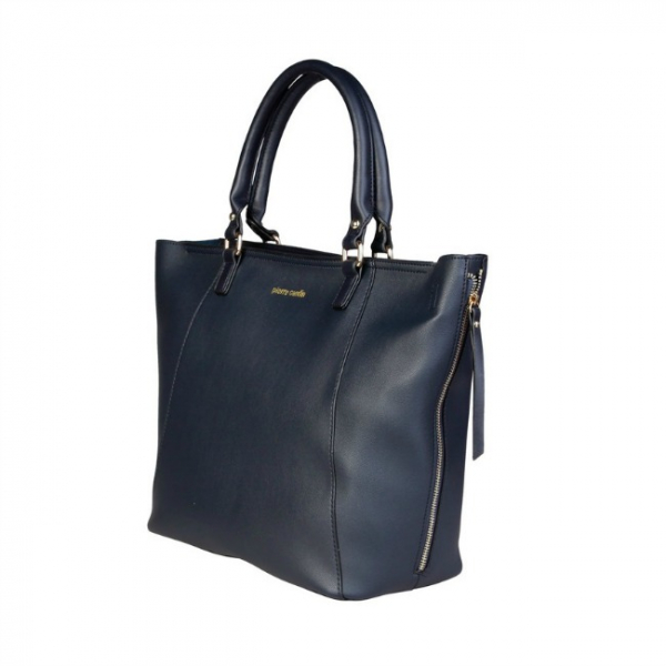 Geanta Pierre Cardin Shopper Blue 1