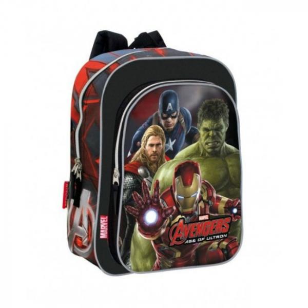 Ghiozdan scoala Avengers Marvel 37 cm 0