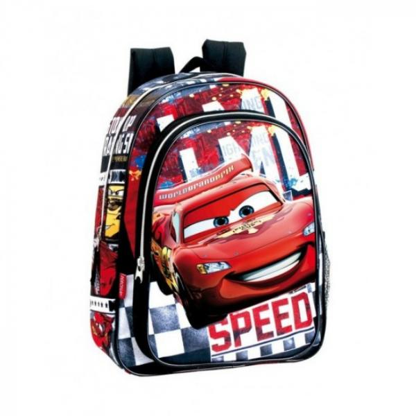 Ghiozdan scoala Cars Disney 0
