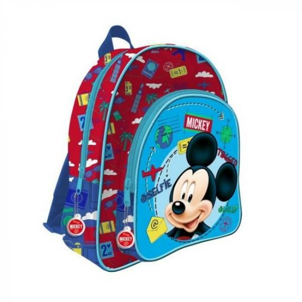Ghiozdan scoala Mickey Disney 0
