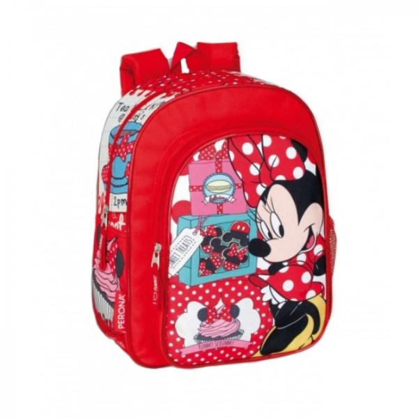 Ghiozdan scoala Minnie Disney 33 cm 0