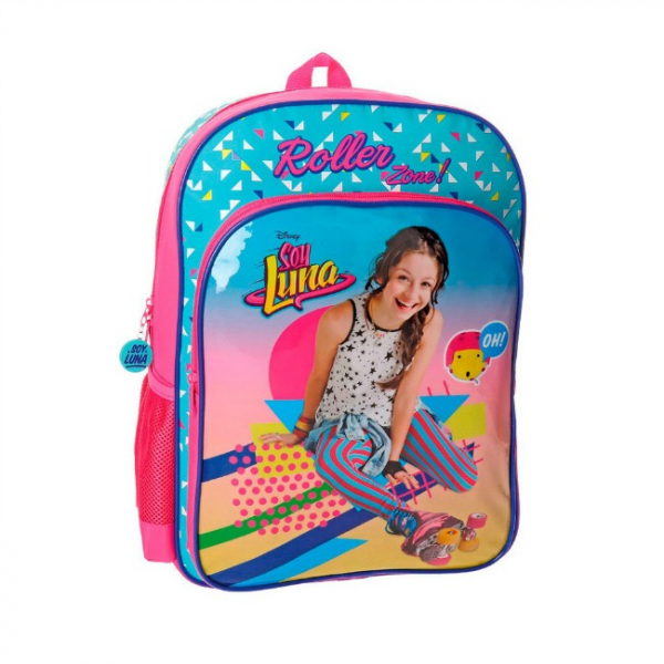 Ghiozdan scoala Soy Luna Roller Zone [0]