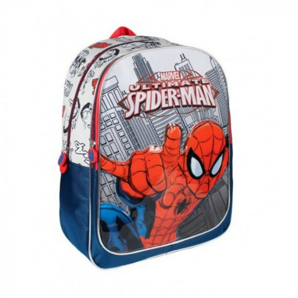 Ghiozdan scoala Spiderman Marvel 42 cm 0
