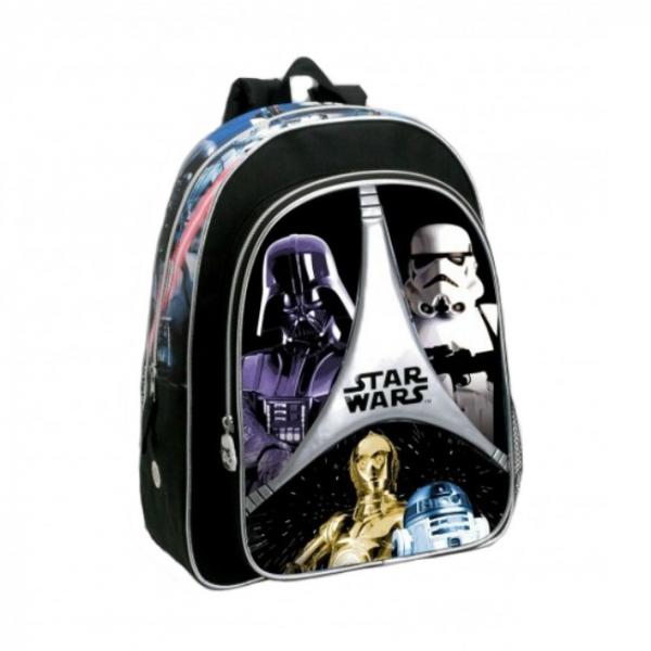 Ghiozdan scoala Star Wars Flash 35 cm 0
