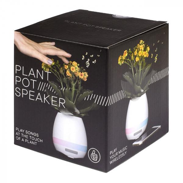 Ghiveci cu speaker incorporat 7