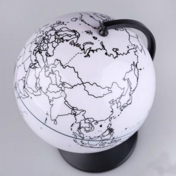 Glob de colorat Intreaga Lume 1