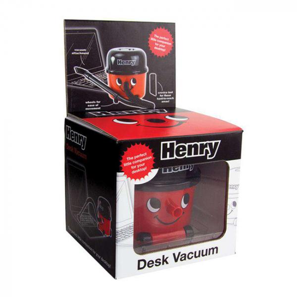 Henry, aspirator pentru birou 4