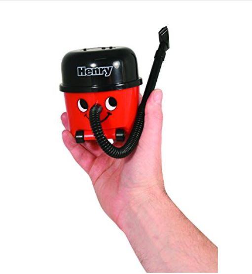 Henry, aspirator pentru birou 2