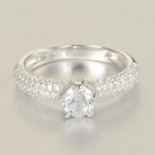 Inel Princess argint  2