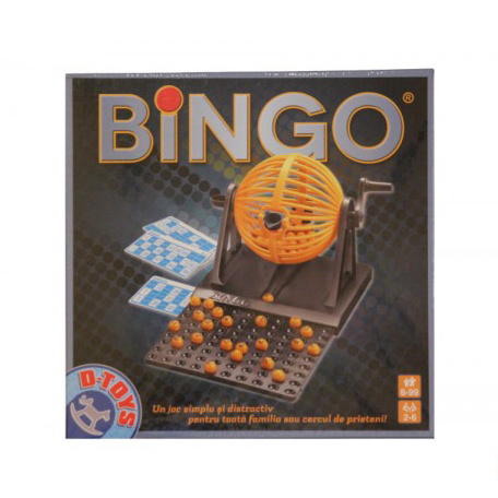 Joc Bingo 6+ 0