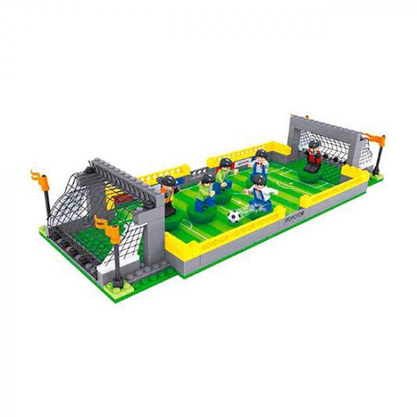 Joc de construit Fotbal 6+ 0