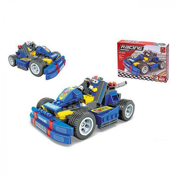 Joc de construit Masina Race 6+ 0