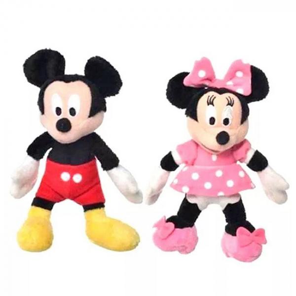 Jucarie plus Minnie/Mickey 12cm 0