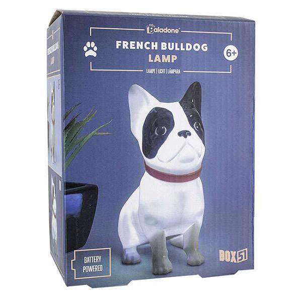 Lampa Bulldog Francez 1