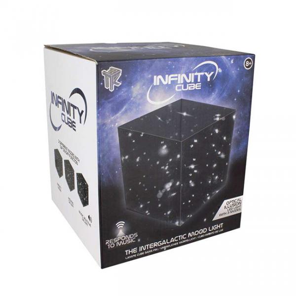 Lampa Cub Infinity 0