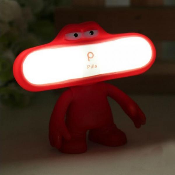 Lampa Frog  0
