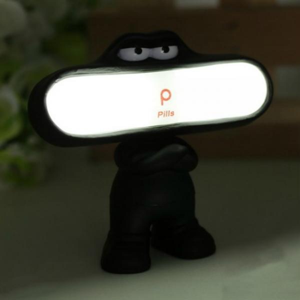 Lampa Frog  8