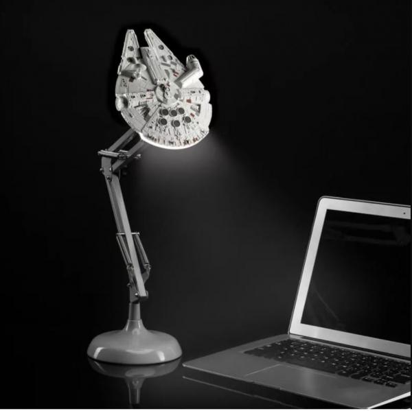 Lampa Millennium Falcon [0]