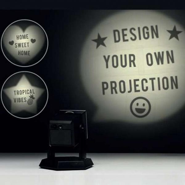 Lampa proiector DIY [0]