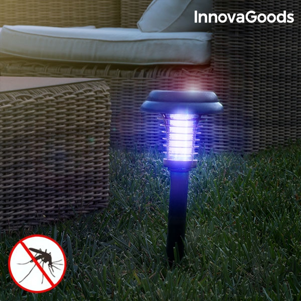Lampa Solara Anti-tantari pentru gradina [0]