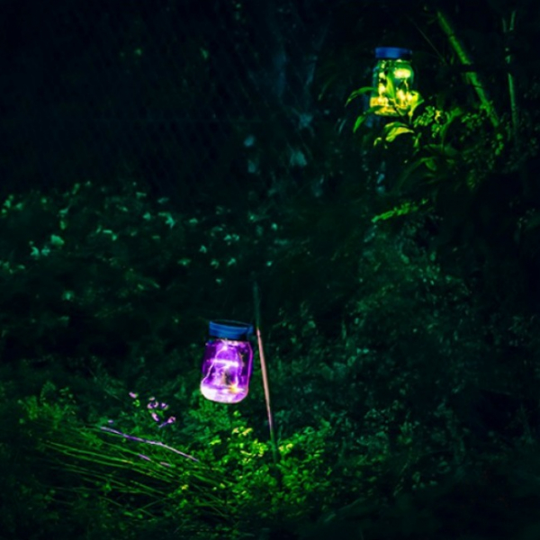 Lampi solare Fairy Jars 5