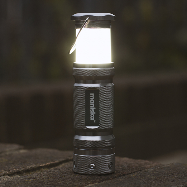 Lanterna portabila 2 in 1 5