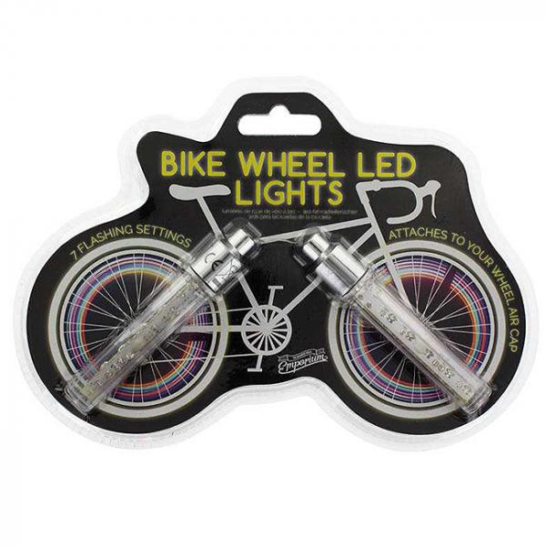 Led-uri pentru roata bicicleta 1