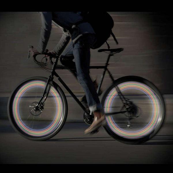 Led-uri pentru roata bicicleta 0