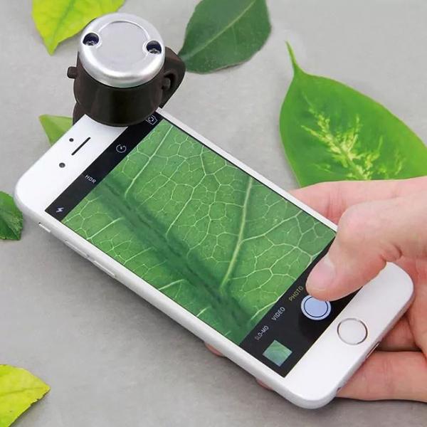 Microscop pentru smartphone 1
