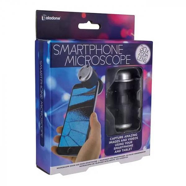 Microscop pentru smartphone 0