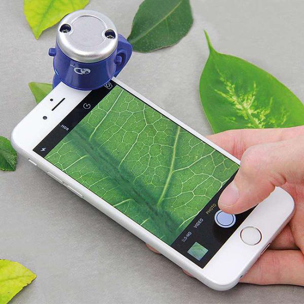 Microscop pentru telefon Discovery 0
