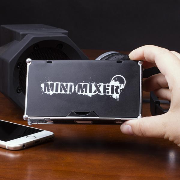 Mini mixer DJ 4