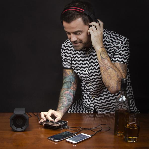 Mini mixer DJ 0