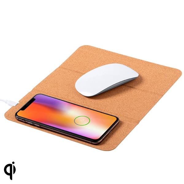 Mousepad cu incarcare QI 0
