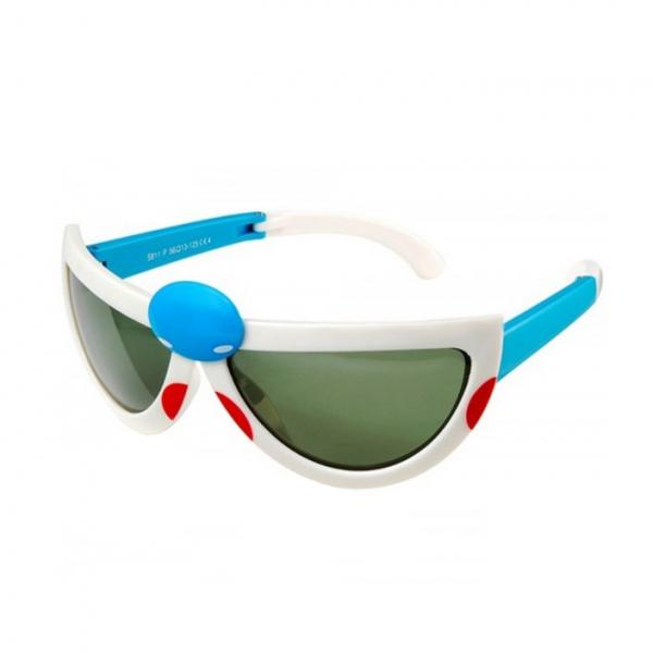 Ochelari de soare pentru copii – Blue Cartoon 0