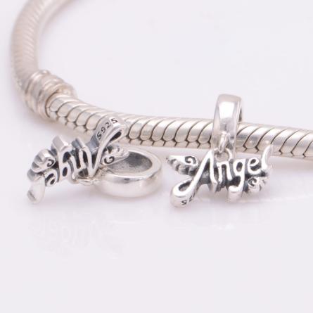 Pandantiv Angel din argint 4