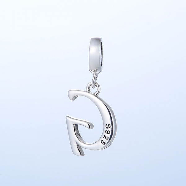 Pandantiv argint Litera G [3]