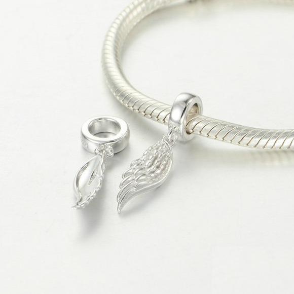 Pandantiv Aripa din argint 1