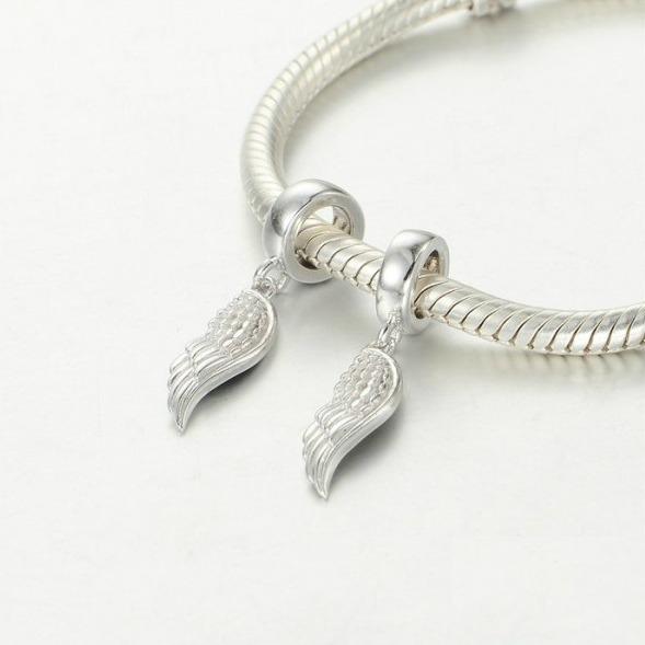 Pandantiv Aripa din argint 5