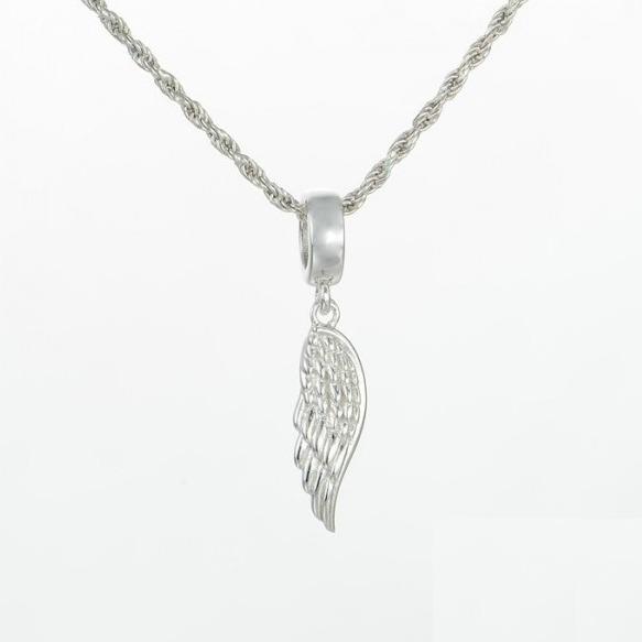 Pandantiv Aripa din argint 3