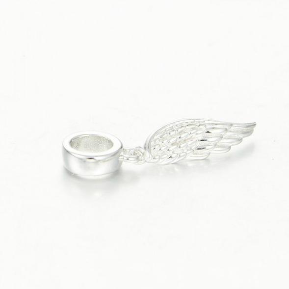 Pandantiv Aripa din argint 4