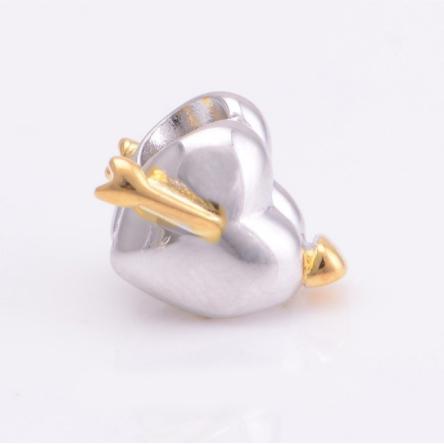 Pandantiv Cupid's Heart din argint 3