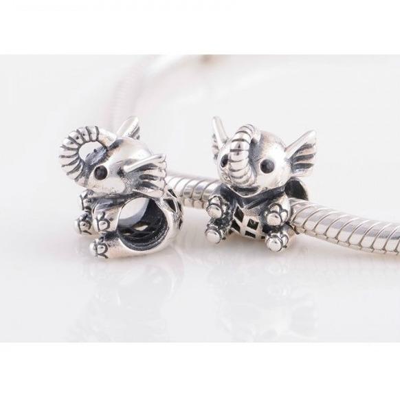 Pandantiv Elefant din argint [4]