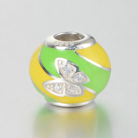 Pandantiv Fluture din argint 2