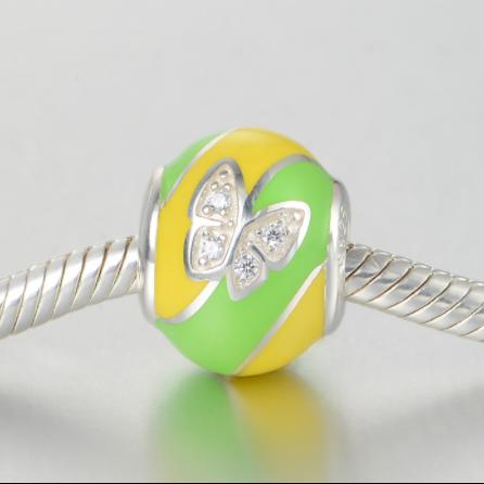 Pandantiv Fluture din argint 1